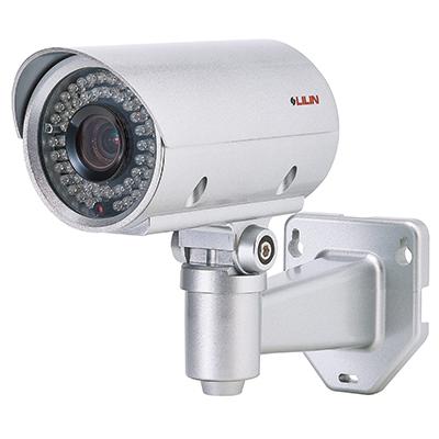 LILIN IPR7722X Full HD 2 Megapixel Vari-focal IR IP Camera