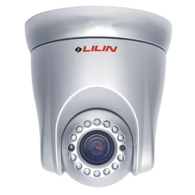 LILIN IPS2102E 1/3-inch Colour / Monochrome HD IP Dome Camera