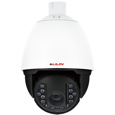 LILIN IRS1304 / IRS1308 PTZ Cameras With Built-in IR LEDs