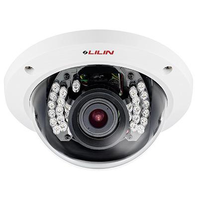 LILIN LR2322X Full HD 2 Megapixel Day/night Dome IR IP Camera