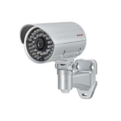 LILIN LR7022 1/3-inch Color / Monochrome HD IR IP Camera
