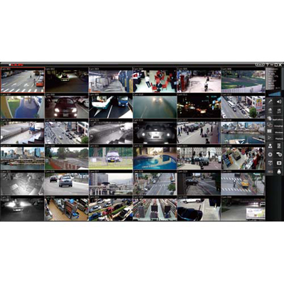 LILIN Navigator Enterprise Records And Manages Up To 108 Cameras