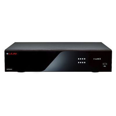 LILIN New NVR Series (NVR1400/2400) With RAID Storage Solutions
