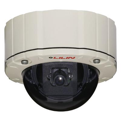 LILIN PIH-2242P3.6 1/3-inch Color Dome Camera With 540 TVL Resolution