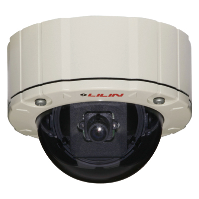 LILIN PIH-2246N3.6 1/3-inch Color Dome Camera With 540 TVL Resolution