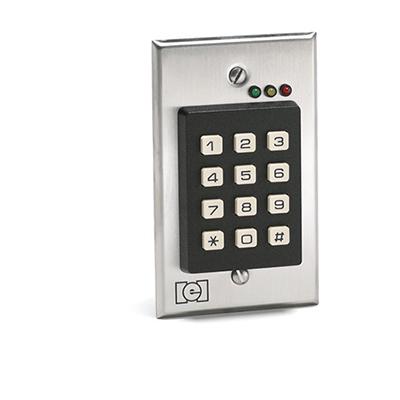 Linear 212i Flush Mount Indoor Keypad