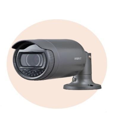 Hanwha Techwin America LNO-6071R 2MP IR Bullet Camera