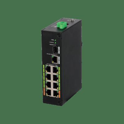 Dahua Technology LR2110-8ET-120 8-Port EPoE Switch