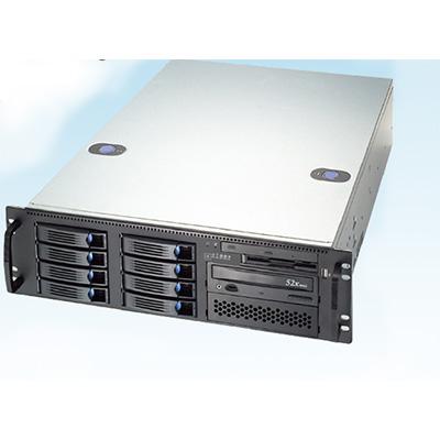 Luxriot LR1-4U-IPSVR1-80TB RAID-6 Network Video Server