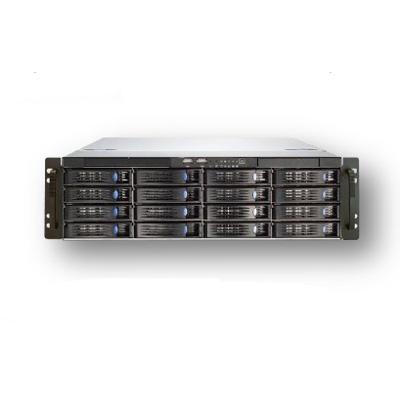 Luxriot LR2-4U-XSVR2-36TB DUAL RAID-6 NVR Server
