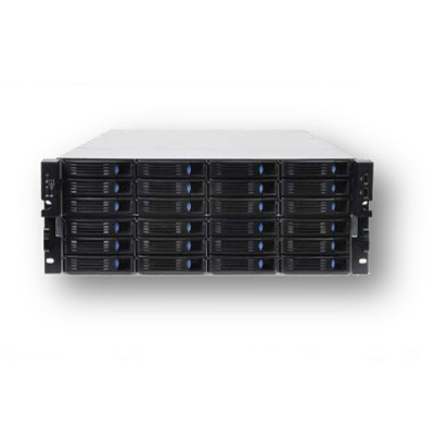 Luxriot LR2-4U-XSVR2-63TB DUAL RAID-6 NVR Server