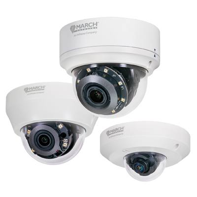 March Networks SE2 Series IP Cameras
