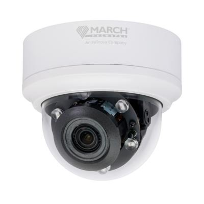 March Networks ME4 Outdoor IR Dome Camera For Outdoor Applications