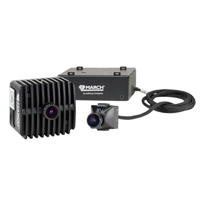 March Networks MegaPX ATM Cameras 3MP camera with High Dynamic Range (HDR) and low-light capabilities