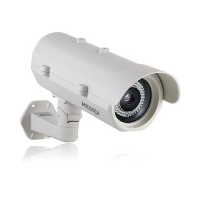 Messoa LPR610 2MP IR Bullet LPR/ANPR Network Camera