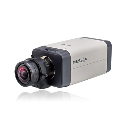 Messoa NCB355-P5-MES 3MP True Day/Night Fixed Network Camera