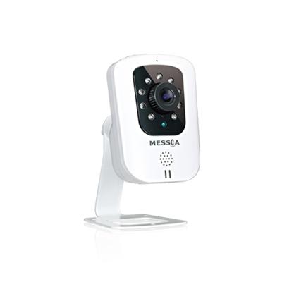 Messoa NCC800WL-HN1-US-MES Color / Monochrome HD Network Cube Camera
