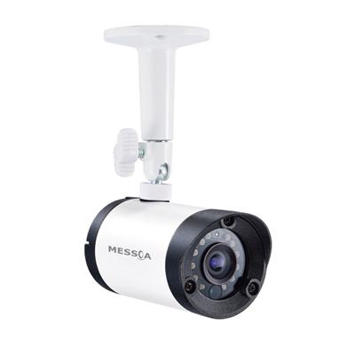 Messoa NCR772-N1-MES 2MP Full-HD IR Bullet IP Camera