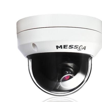 Messoa NDF821E-HN5-MES 1MP Color/Monochrome Indoor IP Dome Camera