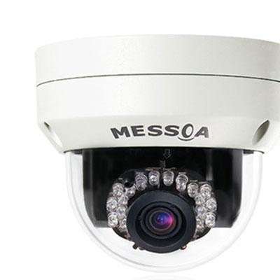 Messoa NDR891-HN5-MES Color/Monochrome Fixed Outdoor IR Dome Network Camera