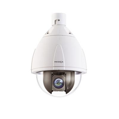 Messoa NIC990-HN2-US-MES Color/Monochrome Speed Dome Network Camera