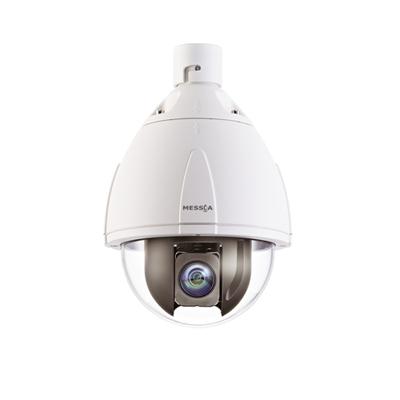Messoa NIC990-HP2-EU-MES 1/3-inch Color / Monochrome HD IP Dome Camera
