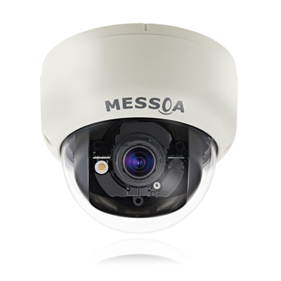 Messoa NID338-P5-MES 1/3-inch True Day/night IP Dome Camera
