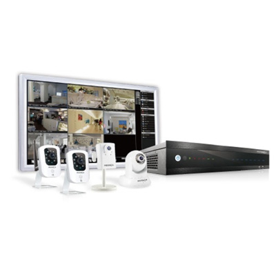 MESSOA Launched Plug-and-play 4CH/8CH NVR Solution Lite