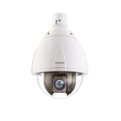 Messoa SDS710PRO-HN2-US Vandal-Proof Speed Dome Camera