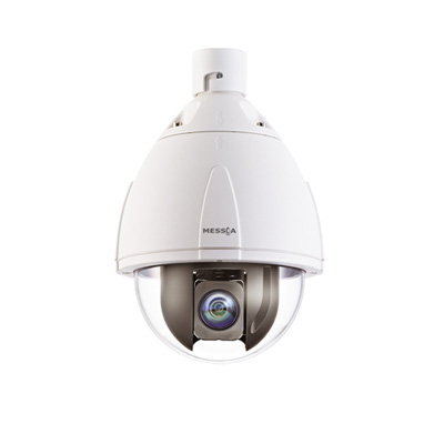 """Messoa SDS730PRO-HN2-US 1/4"""" Sony Exview HAD CCD Dome Camera"""