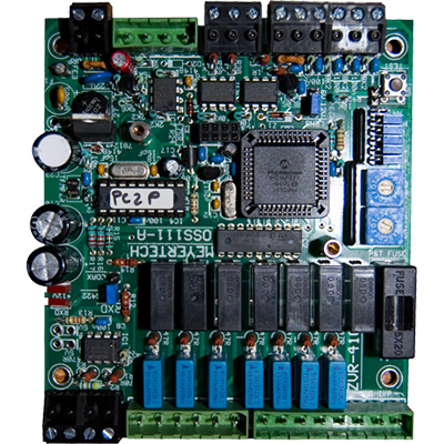 Meyertech ZVR-410 Telemetry Receiver