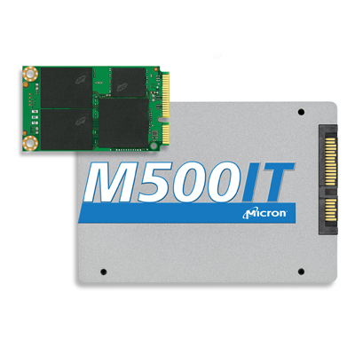 Micron 128GB Industrial SSD
