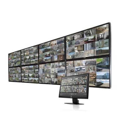 Mirasys Agile Virtual Matrix (AVM) For Controlling Multi-monitor Virtual Matrixes And Videowalls