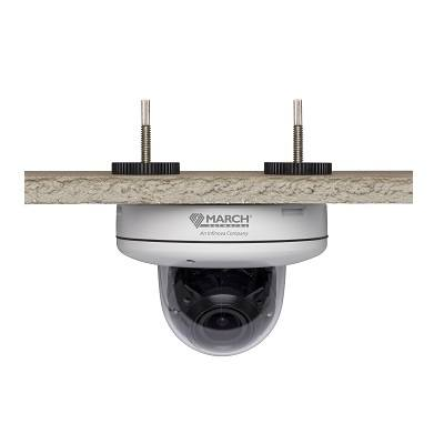 March Networks CA2 IR MiniDome Z 2MP HD analog dome with IR and WDR for indoor and outdoor applications