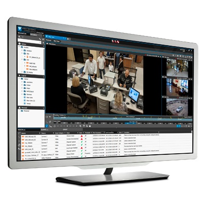 March Networks Command Enterprise VMS Solution For Large Multi-Site Organizations Or Campus Environments