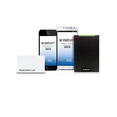 Hanwha Techwin Mobile Access Mobile ID / Admin Card