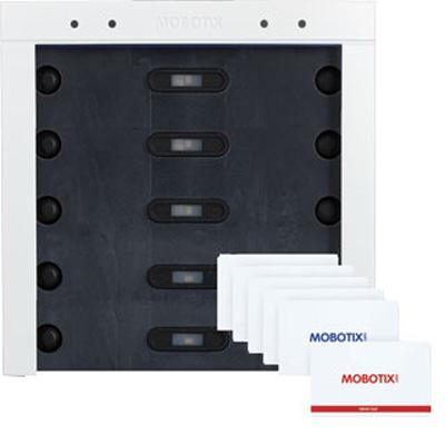 MOBOTIX BellRFID Modular Bell Button Module