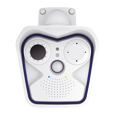 MOBOTIX MX-M15D-Thermal-L65 Weatherproof Thermographic PoE Camera
