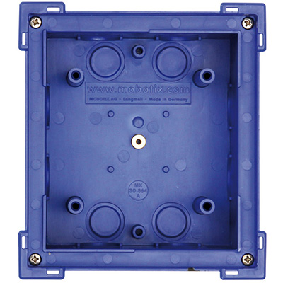 MOBOTIX MX-OPT-Box-1-EXT-IN Single In-wall Mounted Housing