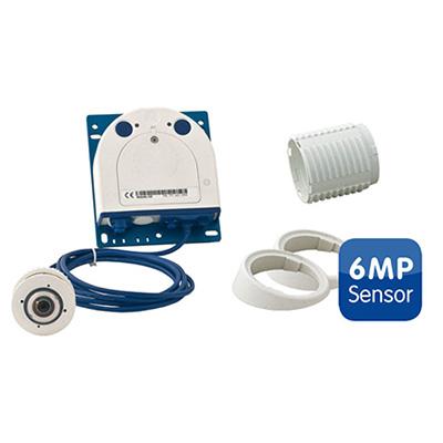 MOBOTIX MX-S15D-Set1-6MP FlexMount Core 6MP Sensor