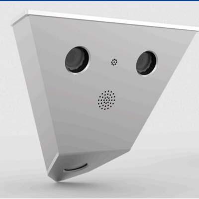 MOBOTIX V15M Bullet-Proof IP Dual Camera