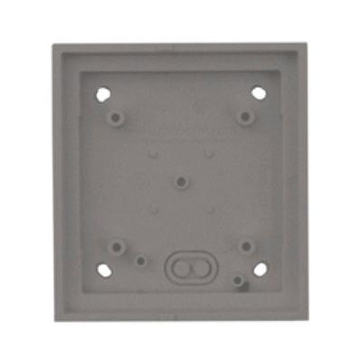 MOBOTIX MX-OPT-Box-1-EXT-ON-DG Single On-Wall-Housing, Dark Gray