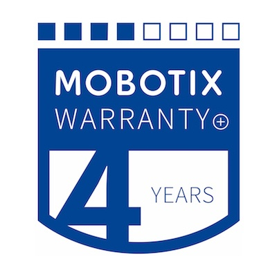 MOBOTIX Mx-WE-IVS-1 1 Year Warranty Extension For Indoor Video Systems