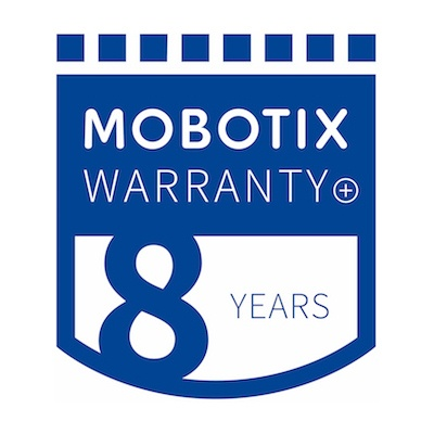 MOBOTIX Mx-WE-OVS-5 5 Years Warranty Extension For Outdoor Video Systems