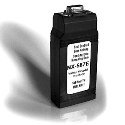 NetworX NX-587E Virtual Keypad