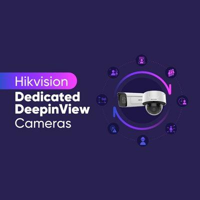 Hikvision DeepinView: The Dedicated Subseries