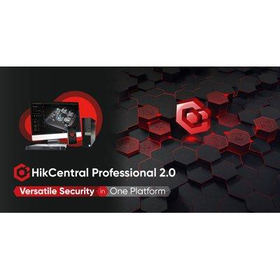 "HikCentral Professional 2.0 security software (""HCP 2.0"")"