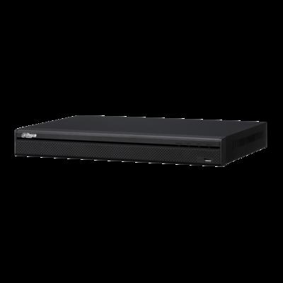 Dahua Technology NVR2204-P-4KS2 4 Channel 1U 2HDDs 4PoE Lite 4K H.265 Network Video Recorder