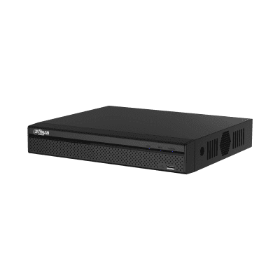 Dahua Technology DHI-NVR4104HS-4KS2 4 Channel Compact 1U 4K&H.265 Lite Network Video Recorder