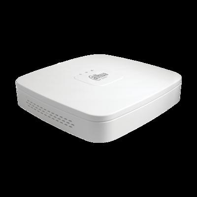 Dahua Technology DHI-NVR4104-P4KS2 4 Channel Smart 1U 4PoE 4K & H.265 Lite Network Video Recorder